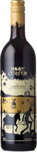 Moon Curser Carmenere 2012 Bottle