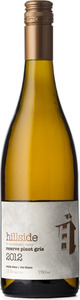 Hillside Reserve Pinot Gris 2012 Bottle