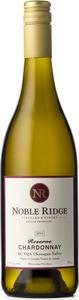 Noble Ridge Reserve Chardonnay 2011, VQA Okanagan Valley Bottle
