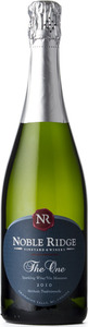 Noble Ridge The One Sparkling Wine 2010, Okanagan Valley Bottle