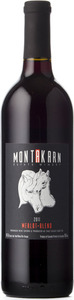 Montakarn Estate Merlot Blend 2011 Bottle