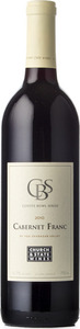 Church & State Coyote Bowl Series Cabernet Franc 2010, BC VQA Okanagan Valley Bottle