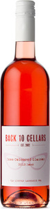 Back 10 Cellars Rose Coloured Glasses Rose 2013 Bottle