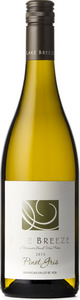 Lake Breeze Pinot Gris 2013, BC VQA Okanagan Valley Bottle