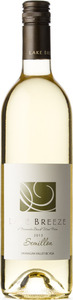 Lake Breeze Semillon 2013, BC VQA Okanagan Valley Bottle