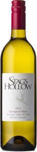 Stag's Hollow Sauvignon Blanc Balwant Vineyard 2012, BC VQA Okanagan Valley Bottle