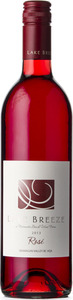 Lake Breeze Rose 2013, BC VQA Okanagan Valley Bottle