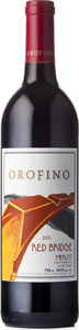 Orofino Red Bridge Merlot 2011, VQA Similkameen Valley Bottle