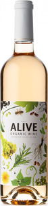Summerhill Pyramid Winery Alive White Organic 2013, BC VQA  Bottle