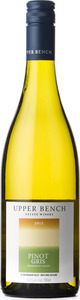 Upper Bench Pinot Gris 2012, VQA Okanagan Valley Bottle