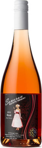 Sonoran Estate Winery Rose Jazz Series 2012, VQA Okanagan Valley Bottle