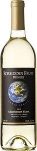 Forbidden Fruit Earth Series Sauvignon Blanc Ven'amour 2013 Bottle