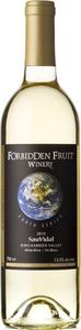 Forbidden Fruit Earth Series Sauvidal, 2013, Similkameen Valley Bottle