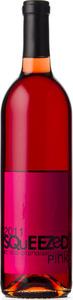 Squeezed Wines Pink 2011, VQA Okanagan Valley Bottle