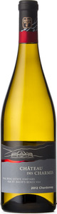 Château Des Charmes Paul Bosc Estate Chardonnay 2012, VQA Niagara On The Lake Bottle