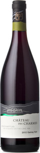 Château Des Charmes Gamay Noir 2012, VQA  Niagara On The Lake Bottle
