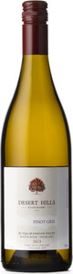 Desert Hills Pinot Gris 2013, BC VQA Okanagan Valley Bottle