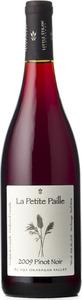 Little Straw Vineyards La Petite Paille Pinot Noir 2009, VQA Okanagan Valley Bottle