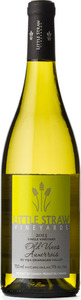 Little Straw Auxerrois Old Vines 2013, BC VQA Okanagan Valley Bottle