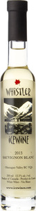 Whistler Sauvignon Blanc Icewine 2013, BC VQA Okanagan Valley (200ml) Bottle
