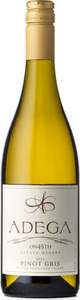 Adega On 45th Pinot Gris 2013, VQA Okanagan Valley Bottle