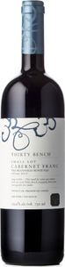 Thirty Bench Small Lot Cabernet Franc 2011 Bottle
