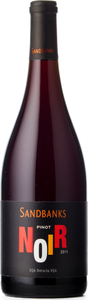 Sandbanks Pinot Noir 2011 Bottle
