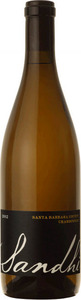 Sandhi Santa Barbara County Chardonnay 2012 Bottle