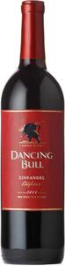 Dancing Bull Zinfandel 2012, California Bottle