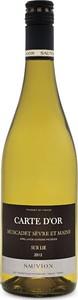 Sauvion Carte D' Or Muscadet Sèvre Et Main Sur Lie 2012 Bottle