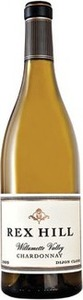Rex Hill Dijon Clone Chardonnay 2011, Willamette Valley Bottle