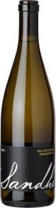Sandhi Rita's Crown Sta. Rita Hills Chardonnay 2011, Santa Barbara County Bottle