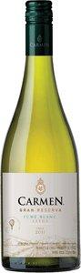 Carmen Gran Reserva Fumé Blanc Leyda 2013 Bottle