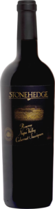Stonehedge Reserve Cabernet Sauvignon 2012, Napa Valley Bottle