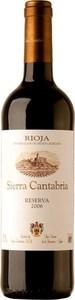 Sierra Cantabria Reserva 2007 Bottle