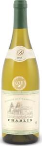 Domaine Du Chardonnay Chablis 2012, Ac Bottle