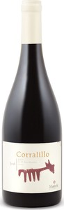 Matetic Corralillo Syrah 2011, San Antonio Valley Bottle