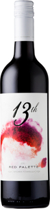 13th Street Red Palette 2012, VQA Niagara Peninsula Bottle