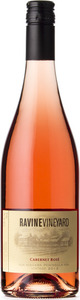 Ravine Vineyard Cabernet Rose 2013 Bottle