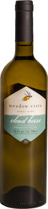 Meadow Vista Honey Wines Cloud Horse Bottle