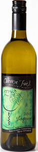 Oliver Twist Winery Viognier Cachola Family Vineyards 2013, VQA Okanagan Valley Bottle
