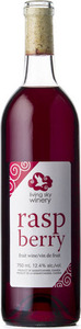 Living Sky Winery Raspberry, Saskatchewan Bottle
