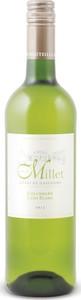 Domaine De Millet Colombard/Ugni Blanc 2012, Igp Côtes De Gascogne Bottle