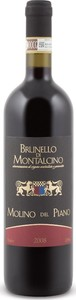 Molino Del Piano Brunello Di Montalcino 2008, Docg Bottle