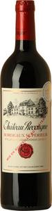 Château Recougne 2010, Ac Bordeaux Supérieur Bottle