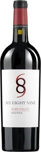 689 Cellars Six Eight Nine Red 2012, Napa Valley Bottle