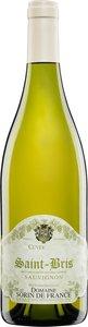 Domaine Sorin Defrance Saint Bris Sauvignon 2011 Bottle