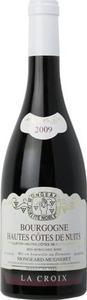 Domaine Mongeard Mugneret Bourgogne Hautes Côtes De Nuits 2008 Bottle