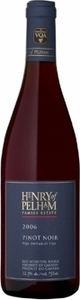 Henry Of Pelham Pinot Noir 2012, VQA Niagara Peninsula Bottle