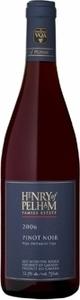 Henry Of Pelham Pinot Noir 2012, VQA Niagara Peninsula Bottle